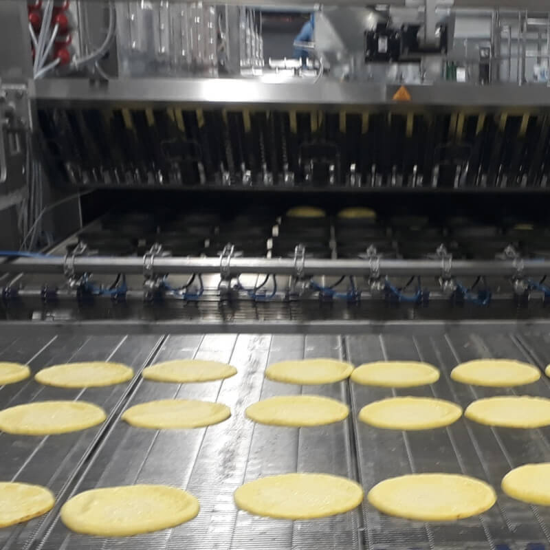 Automated Omelette Lines 1