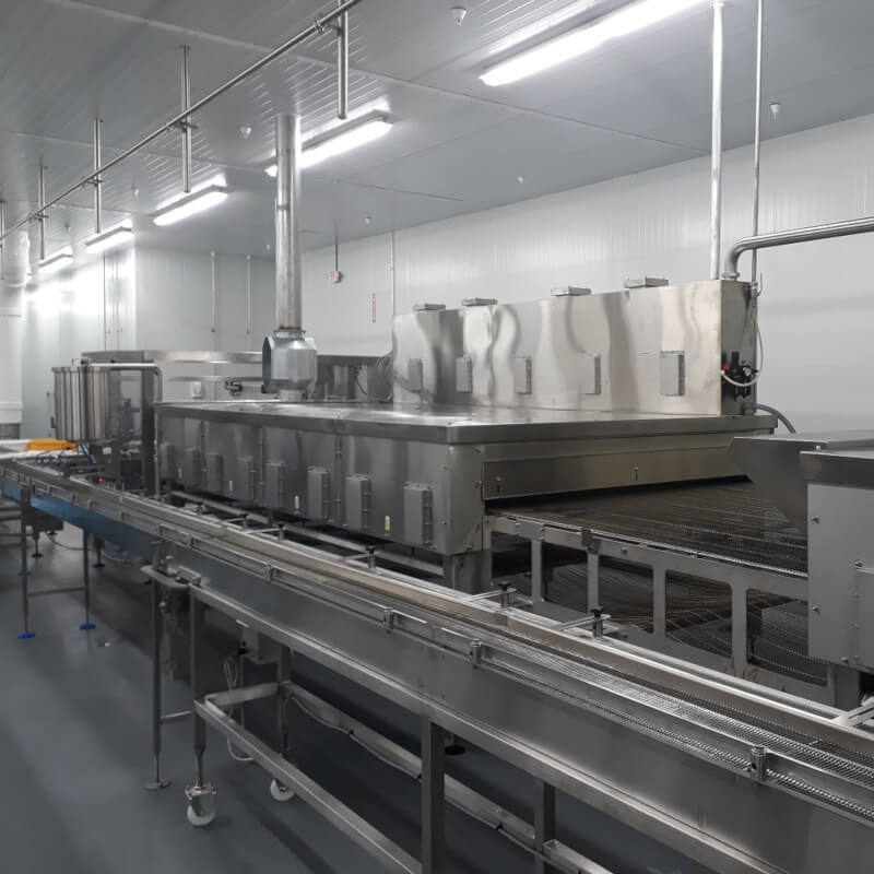 Automated Omelette Lines 4